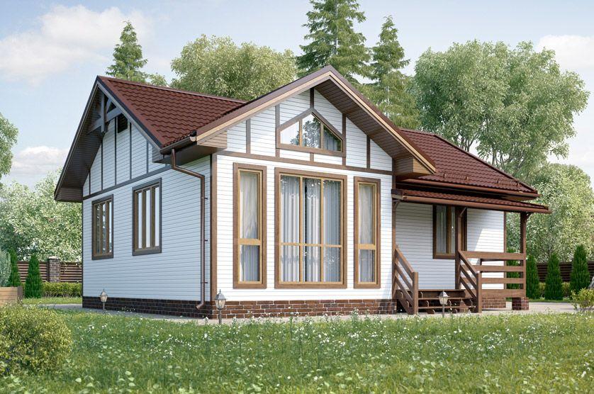 Проект дома К-22