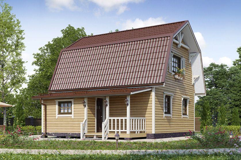 Проект дома К-19